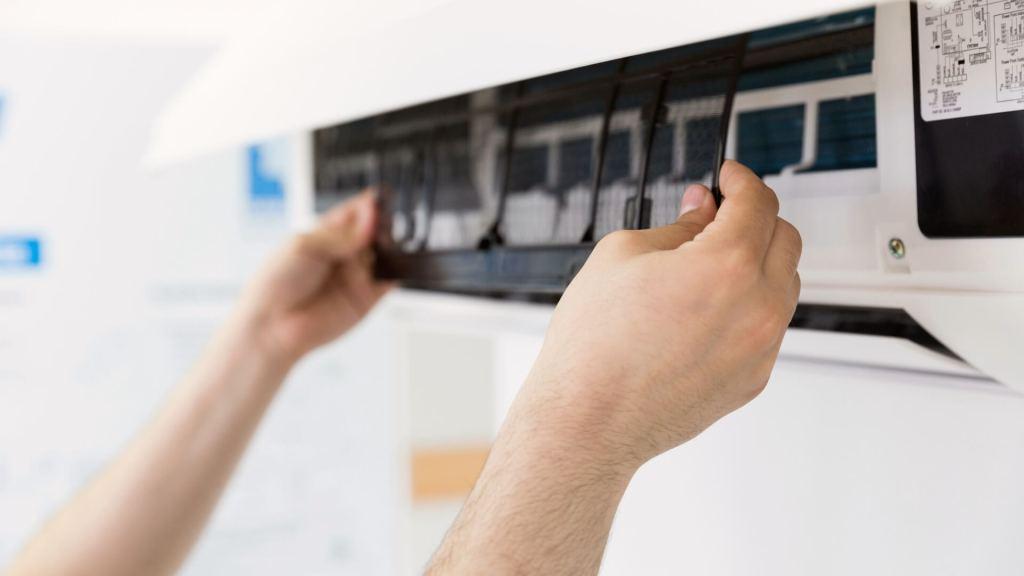 manutenzione impianti di climatizzazione e riscaldamento