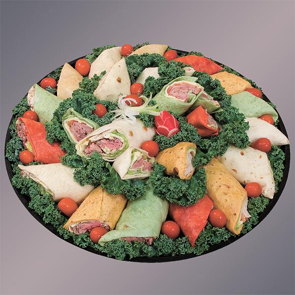 Wrap Sandwich Platter