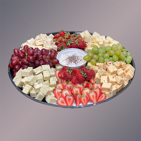Entertainer Cheese & Fruit