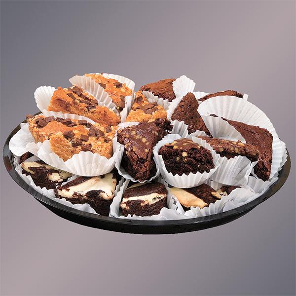 Geissler's Gourmet Brownie Tray