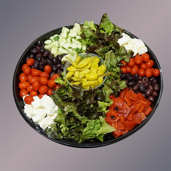 Mediterranean Salad Platter