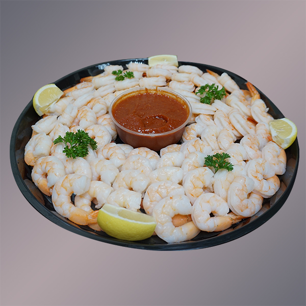 Large Shrimp Platter