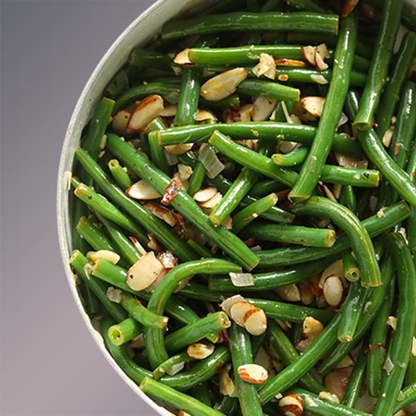 Green Bean Almondine
