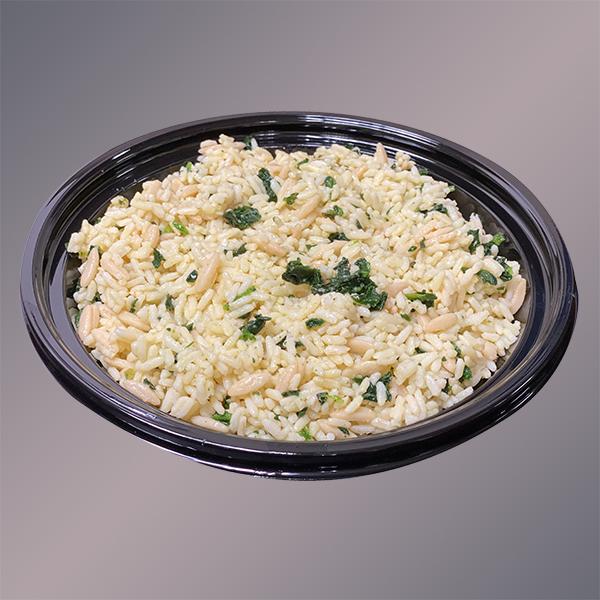 Rice Pilaf Florentine