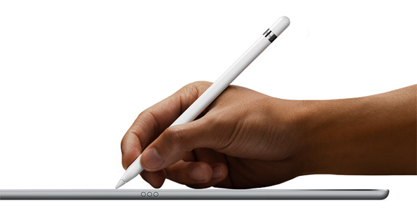 FileMaker Go Apple Pencil