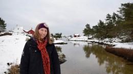 BUFFERSONE: Ytre deler av Tromøy kan få en buffersone der natur- og landskapsvern blir viktigere enn utbygginger. Nasjonalparkforvalter i Raet Nasjonalpark, Jenny Marie Gulbrandsen, sier det er kommunen og fylkeskommunen som avgjør om det skal skje. Foto: Esben Holm Eskelund