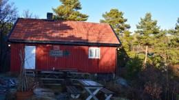 SPEIDERSTRID: Bruks- og eierrettigheter til speidergruppas hytte i Alvekilen blir stridens kjerne i Aust-Agder tingrett i midten av denne måneden. Foto: Esben Holm Eskelund