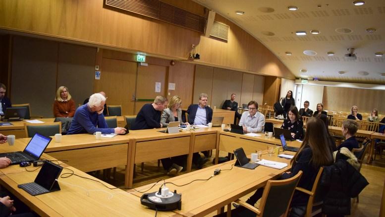 BARNEHAGESTRUKTUR: Oppvekstkomitéen i bystyret har en klar anbefaling om hvor en ny kommunal barnehage på Tromøy skal lokaliseres. Foto: Esben Holm Eskelund
