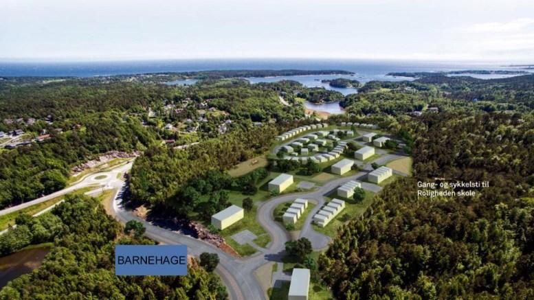FREMSKYNDES: Byggingen av ny offentlig barnehage på Marisberg fremskyndes med flere år. Illustrasjonsfoto