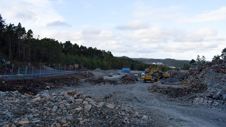 MARISBERG: Boligfeltet på Tromøy kan få en kjapp utviklingstakt de neste årene, om bystyret er enig i eiendomsforetaket og rådmannens forslag. Arkivfoto