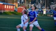 MÅLSCORER: Thomas Mortensen var til å regne med for Trauma i kamp mot Risør. Her fra hjemmekamp mot Lillesand. Arkivfoto