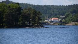 GEITERUMPA: Geita er sentral i flere stedsnavn på Tromøy. Foto: Esben Holm Eskelund