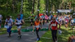 NÆR 900: Torsdag var det 876 personer som startet i ulike klasser under Sørlandsgaloppen på Hove. Foto: Esben Holm Eskelund