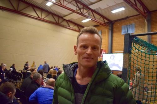 <b>ETTERFORSKNINGSLEDER:</b>Torbjørn Trommestad fra Tromøy leder etterforskningen etter ulykken som kostet Vibeke Skofterud livet på St. Helena i Hovekilen. Arkivfoto: Esben Holm Eskelund