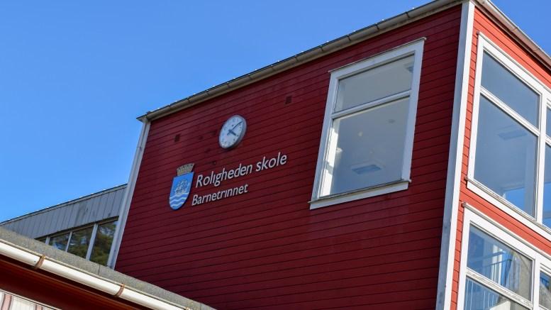 BUDSJETTKUTT: Roligheden og Sandnes skoler kan få mindre penger til å drive undervisning, om rådmannen får gjennom sitt budsjettforslag for 2019. Foto: Esben Holm Eskelund