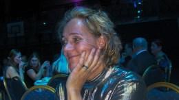 FOLKETS PRIS: Åse Mortensen (46) fra Tromøy er kåret til årets ildsjel i idrettens Aust-Agder. Foto: Britt Botterli Jacobsen