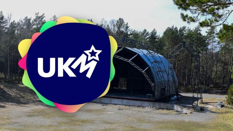 HOVE AMFI: I 2020 inntar UKM-festival Hove Leirsted, kanskje det igjen blir liv på amfi-scenen. Arkivfoto/montasje: Esben Holm Eskelund