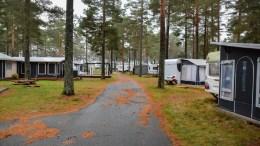OPPSTART: Politikerne i kommuneplanutvalget skal nå ta stilling til om det skal åpnes for reguleringsplanarbeid for arealene der Hove Camping ligger. Arkivfoto