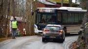 TRAFIKKSIKKERHET: Trafikksikkerhetstiltak er en oppgave som bør løses før man bruker penger på eksempelvis gatemalerier og TV-bilder i et sykkelritt som er over på få timer. Foto: Esben Holm Eskelund