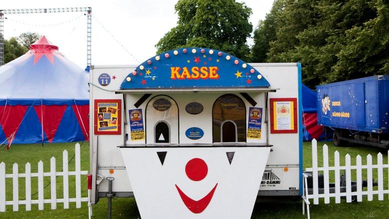 TIDLIG SESONGSTART: – En tradisjon er brutt. Cirkus Arnardo bruker jo alltid å åpne sirkussesongen i Arendal. Slik ble det ikke i år, skriver innleggsforfatteren. Foto: Colourbox