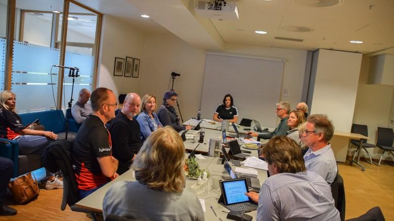 HOVE-REGULERING: Flere politikere i kommuneplanutvalget er skeptiske til å omgjøre campingområdet på Hove til LNF-område. Foto: Esben Holm Eskelund