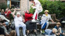 THE KING: Den norske utgaven av Elvis kommer til Tromøy tirsdag. Kanskje setter han bo- og omsorgssenteret på hodet? Pressefoto/Elvis.no