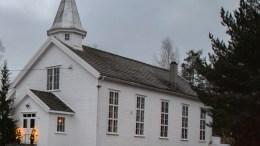 SOLGTE KAPELLET: Kongshavn kapell er solgt til barnehagedriver. Foto: Esben Holm Eskelund