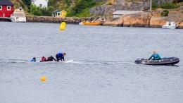 BÅTSPORTAKTIVITETER: Miljødirektoratet har kommet med en endelig avgjørelse etter at båtsportaktiviteter i Hovekilen ble påklaget. Arkivfoto
