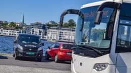 FELLESBILLETT: For første gang på mange år kjører bussen igjen til Skilsøy, men billetløsningen henger fortsatt etter, mener Høyres Amalie Kollstrand. Foto: Esben Holm Eskelund