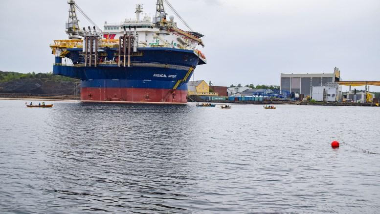 GODT OMDØMME: Arendal havn KF får godt resultat i en undersøkelse av omdømmet til norske havner. Samtidig trekkes det frem forbedringspotensiale, spesielt med hensyn til nabolaget. Arkivfoto