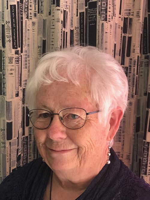 <b>PENSJONISTPARTIET:</b> Harrieth Møller Lindset er ordførerkandidat for Pensjonistpartiet i Arendal. Foto: Privat