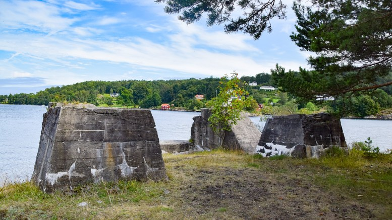 KRANA: Flott turmål ved Tromøysund og Pusnesskogen. Foto: Esben Holm Eskelund