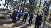 SÅRBARHETSANALYSE: Forskerne fra Norsk institutt for naturforskning (NINA) har sendt fra seg et foreløpig utkast til rapport om sårbarheten i Raet nasjonalpark, etter at de var på befaring på blant annet Hoveodden i vår. Nå er dokumentet etterlyst. Arkivfoto