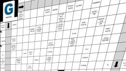 KRYSSORDVINNER: Lokalavisen Geita har kåret vinner av kryssordet i papirutgaven fra i sommer.
