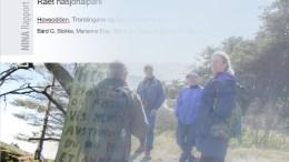 UTFORDRENDE: At status for campingområdet på Hove ikke er avklart gjør det utfordrende å vurdere sårbarhet på Hoveodden, ifølge utkastet til sårbarhetsanalyse for Raet nasjonalpark. Fotomontasje/Lokalavisen Geita