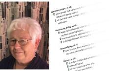PENSJONISTPARTIET: Harrieth Møller Lindset er ordførerkandidat for Pensjonistpartiet i Arendal. Foto: Pensjonistpartiet/Montasje