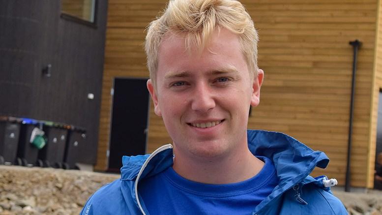 LEDERVERV: Tromøy-politiker Haagen Poppe (H) blir trolig valgt til leder av kontrollutvalget i bystyret i Arendal torsdag. Arkivfoto