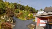 SLAMPEDALEN: Trolig er den en slamp som har gitt opphavet til navnet på området på Revesand. Foto: Esben Holm Eskelund