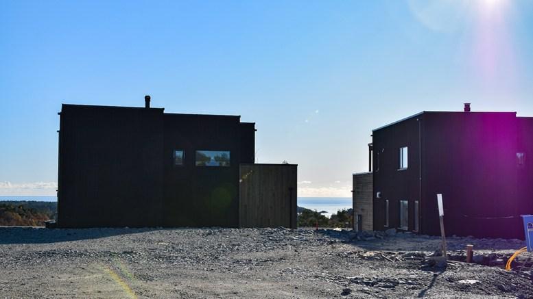MARISBERG: Utbyggingen bør fortsette helt til hele området er ferdig stilt, slik reguleringsplanen legger opp til. Foto: Esben Holm Eskelund