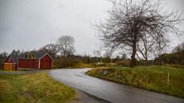 GJERSTAD: For flere stedsnavn på Tromøy har en mannsperson satt navn. Foto: Esben Holm Eskelund