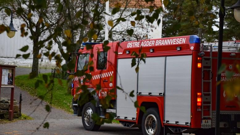 BRANNSIKKERHETSTILTAK: I år satser bystyret i Arendal millioner på trafikksikkerhet. Snart må kirkesikkerhet på dagsorden og budsjett. Arkivfoto