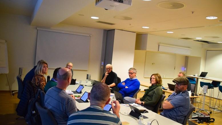HOVE-SAKEN: De gamle bestemmelsene for Hoveodden ble tema i kommuneplanutvalget onsdag. Foto: Esben Holm Eskelund