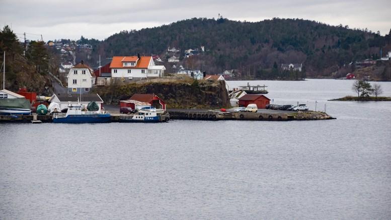 BØR FLYTTES: Innspill til detaljplan for nytt ferjeleie på Skilsøy gir uttrykk for at ferjeleiet bør flyttes til et annet sted. Arkivfoto