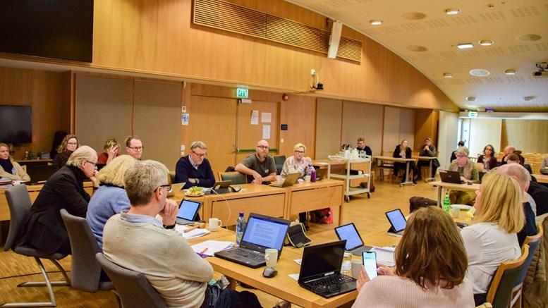 NY HOVE-RUNDE: Kommuneplanutvalget i Arendal får nok en Hove-runde i møte førstkommende onsdag. Arkivfoto