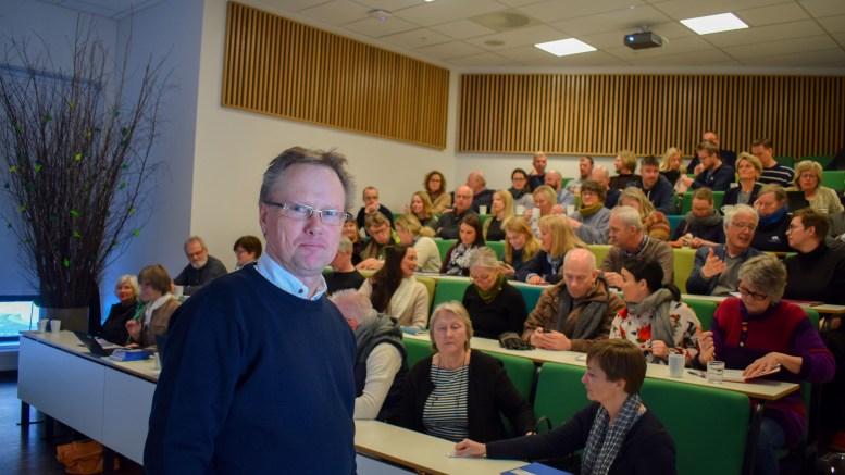 NASJONALPARKKOMMUNE: Næringssjef Kåre Andersen i Arendal kommune anbefaler politikerne om å gå inn for at Arendal skal søke status som nasjonalparkkommune. Arkivfoto