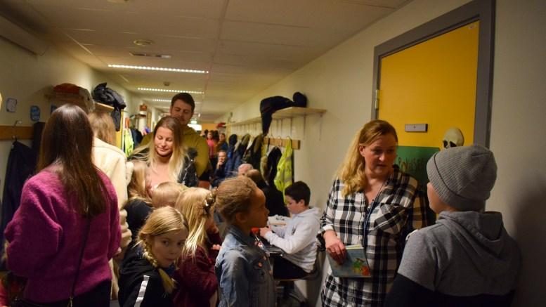 AKSJONSKVELD: Det planlaget arrangementet på Sandnes skole avlyses, som et ledd i å forebygge korona-smitte. Arkivfoto