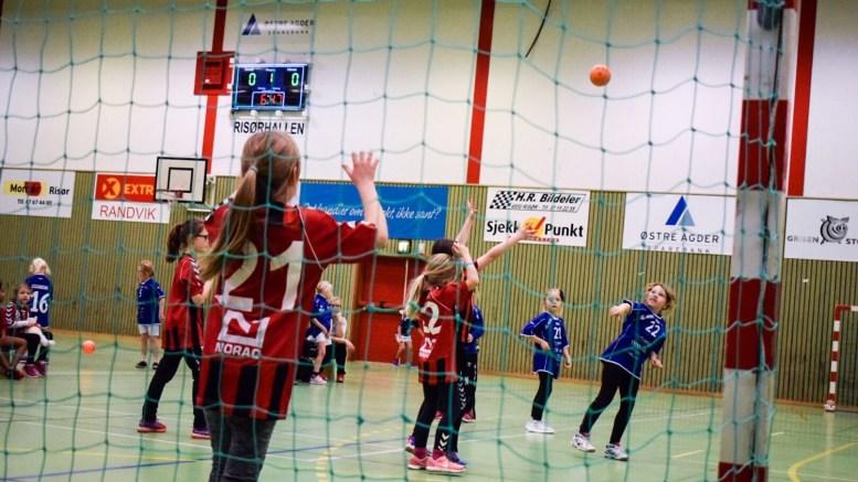 AVLYSER TURNERING: Trauma Håndball avlyser turnering i Tromøyhallen. Arkivfoto
