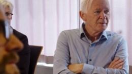 NÆRINGSPRIS: Arne Smedal (bildet) og Ivar Grødal var nominert til næringsprisen i Arendal for 2020. De to tromøymennene måtte se seg slått av Gard. Foto: videobilde fra Arendal kommune / Facebook