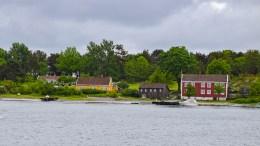 STØRRE SKJENKEAREAL: Merdø Kafé får utvidet skjenkearealet i sommer. Foto: Esben Holm Eskelund