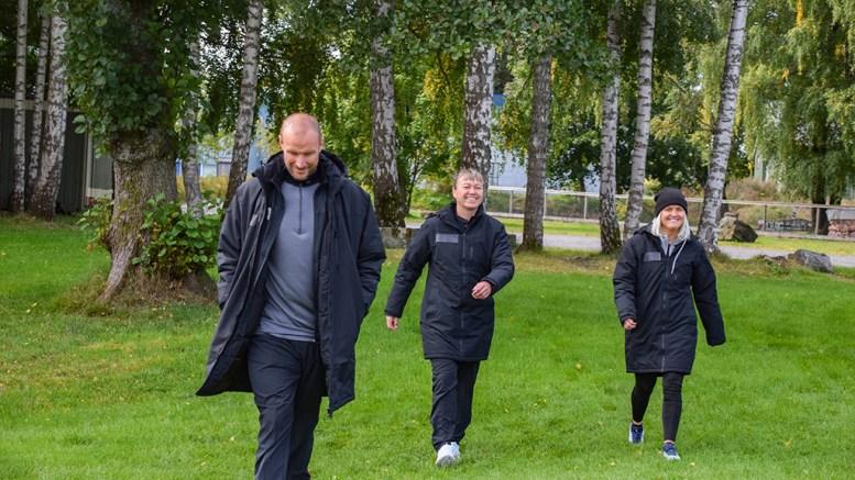 MESTERNES MESTER: Aksel Lund Svindal, Cecilie Leganger og Genette Våge er tre av de ti deltakerne i den første helnorske utgaven av den populære idrettskonkurransen på NRK. Foto: Esben Holm Eskelund